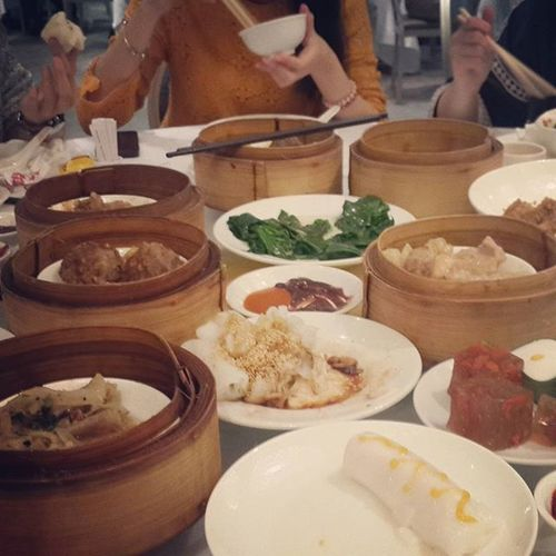 Yumcha Coworkerlunch ChristmasEVe Awesome