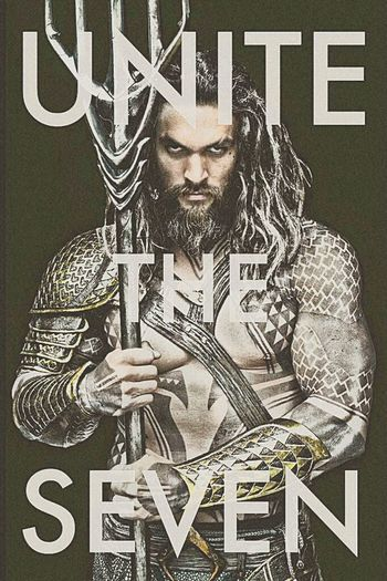 KingOfSea Aquaman Justiceleague DawnOfJustice