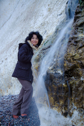 Graufilter Langzeitbelichtung Long Exposure Nature Ostsee Ostseeküste Outdoors Sea And Sky Seaside See Wasser Water