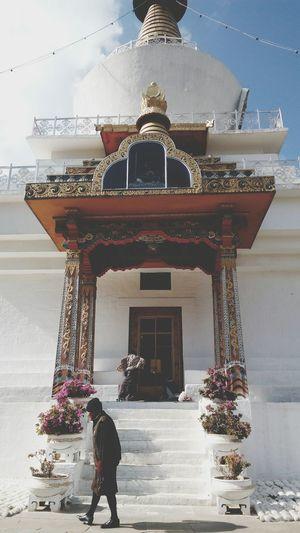 Heaven Urban Suburbun Travel Town Bhutan Colours