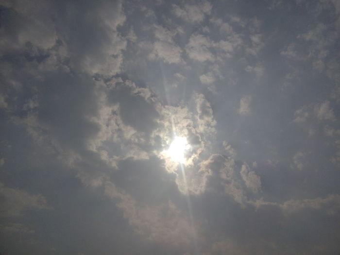 🌞 ☁ ⛅ Clouds cloud - sky Sky Clouds & Sky Clouds And Sky Sunset Sunlight sunset sun clouds skylovers sky nature beautiful First Eyeem Photo