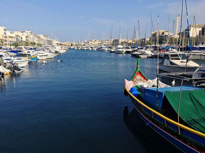 Harbour View Malta Harbor Malta Maltalovers Maltascapes Harbour Fisherstown Malta♥