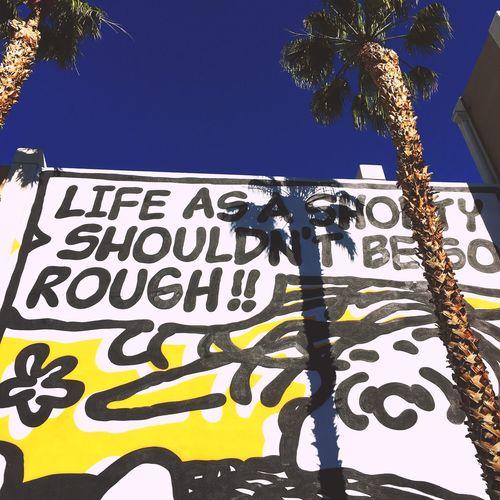 Wutang Markchronic Murals Fremont Street Las Vegas Nevada