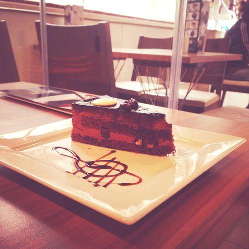 Fıstık Pasta Tatlı  Izmit Günaydın Dukkankafe Fıstıklı Pasta Cafe Nefis