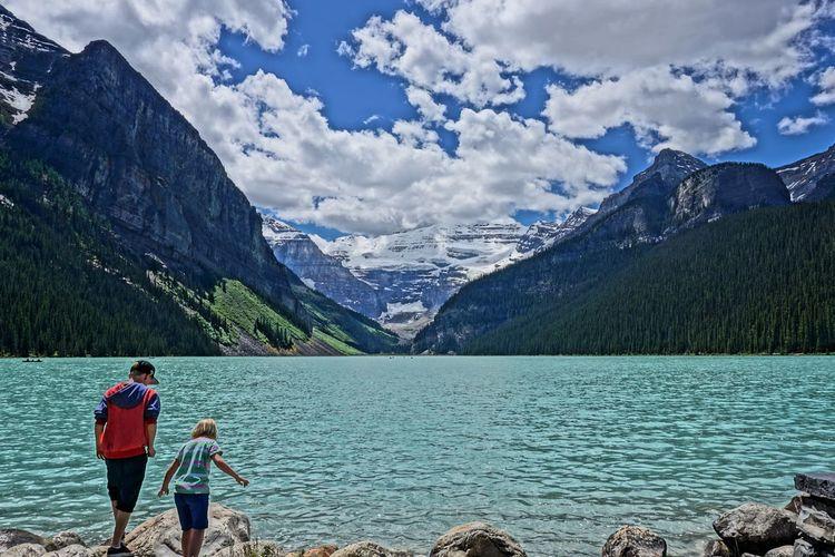 Lake Rockies Lake Louise