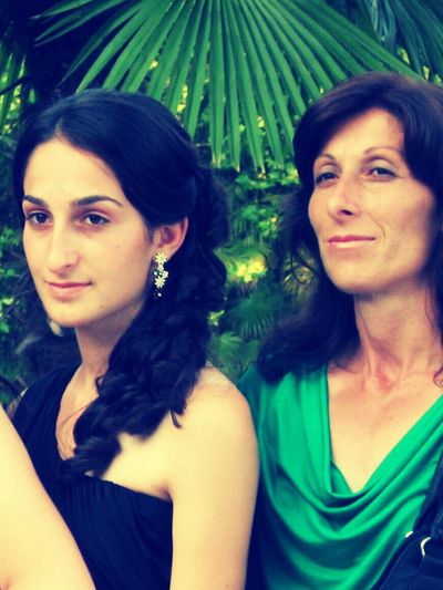 me and my mather