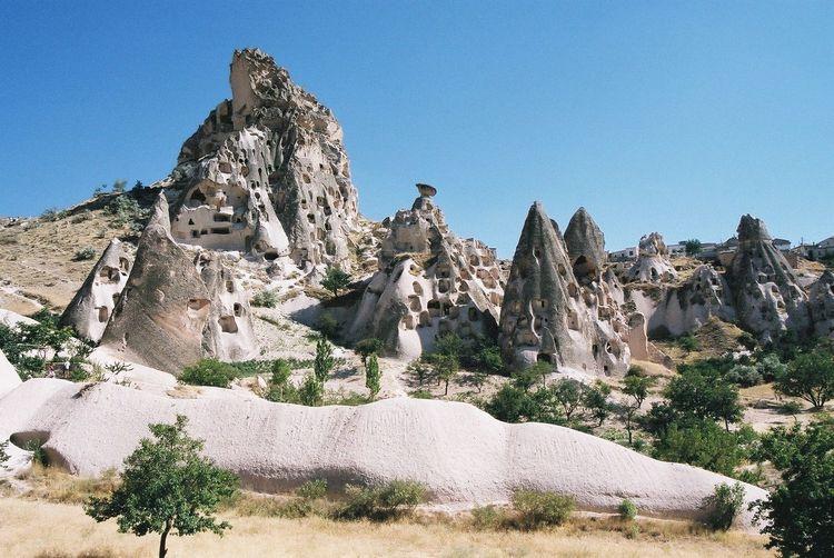 Landscape Nature No People Rock Formation Travel Destinations