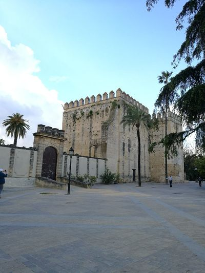 Jerez De La Frontera Jerez De La Frontera, Spain EyeEmNewHere History Architecture Sky Building Exterior Built Structure Historic Ancient Civilization Palace Ancient Rome Fort Old Ruin Civilization Castle Arch Ancient Fortified Wall