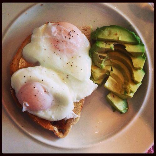 The EyeEm Breakfast Club Breakfast Eggs