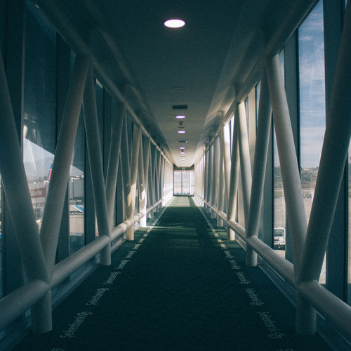 Absence Airport Architecture Ceiling Composition Corridor Diminishing Perspective Empty Engineering Indoors  Izmir Leading Lightroom Narrow Perspective Plane The Way Forward VSCO Vscofilm
