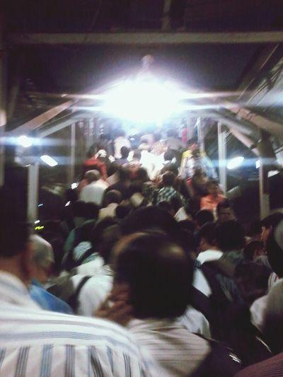 Under Pressure Rush Hour Travel Crowds deadline