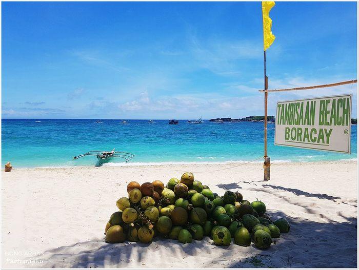 EyeEmNewHere Coconuts Beach Paradise Boracay BoracayIsland Whitesandybeach Whitesands Beach