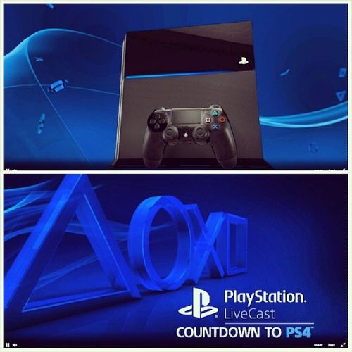 done watching! PS4 Ps4livecast