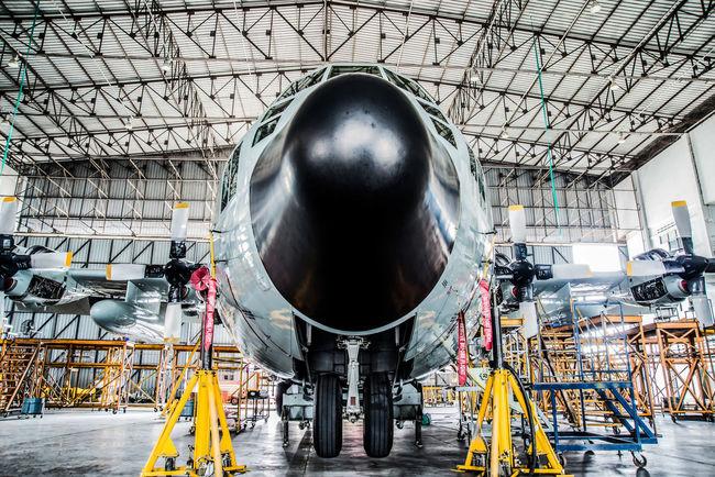 C130 cargo plane. Metal Aircraft Industry AircraftMaintenance Aircraft Photography Aircrafts Aircraft Aircraft Engine Aircraftmechanic Aircraftcarrier Aircraft Detail Aircraft Parts