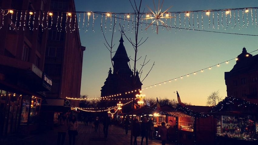 Sky City No People Architecture Celebration Event Illuminated Holiday - Event Outdoors Tradition Mobility In Mega Cities