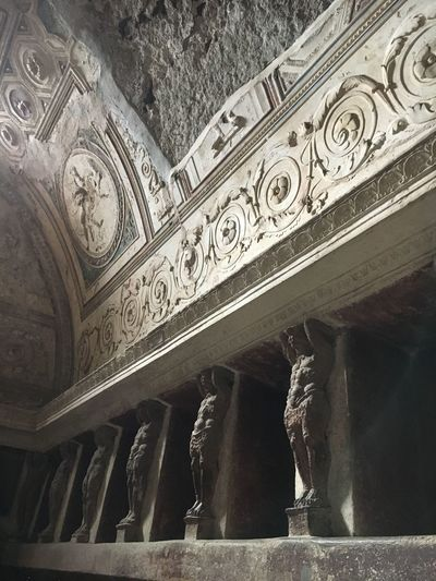 Ancient Ancient Romans Italy My Summer Vacation 2016 Pompeii  Roman Bath Tourism