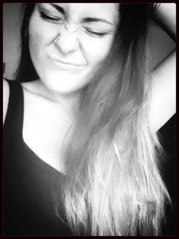 Selfies Blackandwhite
