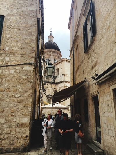 Architecture Building Exterior History Old Town Dubrovnik, Croatia The Street Photographer