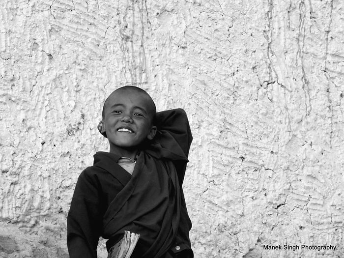 The joy of life in his inocencePortrait Kids Nikonphotography Monochrome Blackandwhite Ladakh Joyoflife Happiness Longdistance Random Picoftheday Incredible India Memories Smile Noregrets Inocence  Spread Wings SpreadTheLove Giftofgod Lifeisgood Black And White Street Photography My Best Photo 2015