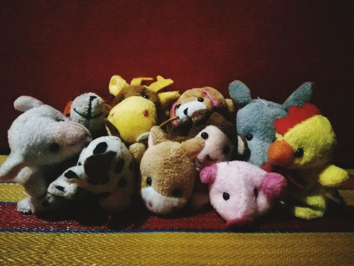It would have been a different environment if they were as innocent as these 😞 United Food Chain Over The Photojournalist - 2018 EyeEm Awards Stuffed Toy Teddy Bear Multi Colored Toy Table Studio Shot Close-up Puppet