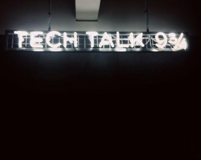 Text Illuminated Communication Night No People Indoors  Neon Close-up Harry Potter Google London