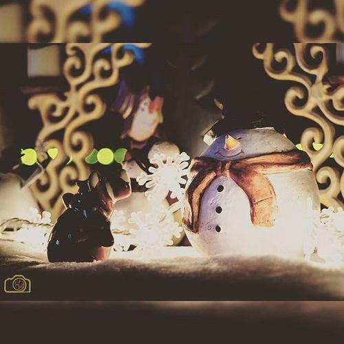 Weihnachtsdeko Weihnachten Schneemann Schnee Snowman Snow Testbild Bestoftheday Picoftheday NRW Herten  Germany