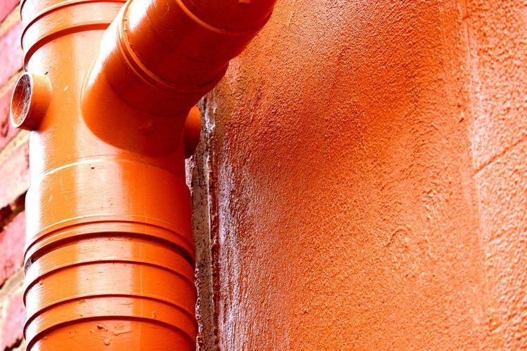 Orange Random :) Colors Pipe