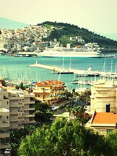 Traveling Sailing Sea Enjoying Life Hello World Traveler A Good Day Open Edit Relaxing Fresh Air Egesea View From Sea Myobjective