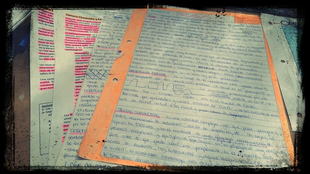 Se estudia