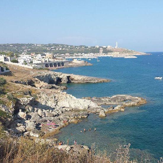 Santa maria di leuca🌞 Summer Leuca 2K15 Sea Beautifulplace Amazing