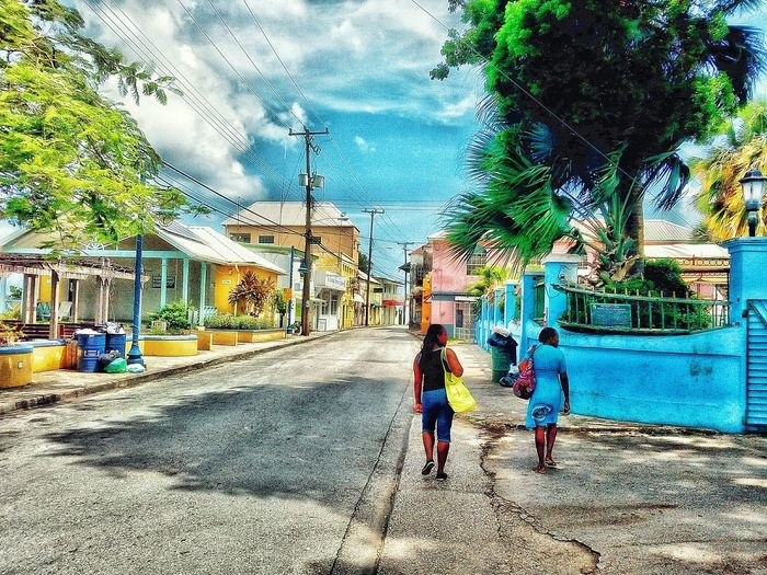 Street Photography Streetphoto_color Man Made Structure Great Outdoors People Watching Taking Photos Enjoying Life Edit Junkie Wonderful Speightstown St. Peter Barbados Feel The Journey