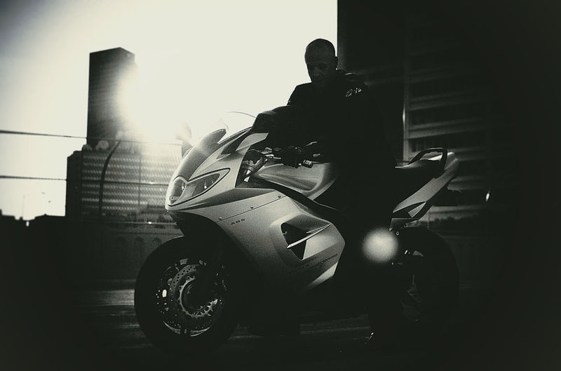 Motorcycles Triumph Motorcycle Cityscapes Leisure Speed Silhouette Blackandwhite Monochrome EyeEm Best Shots