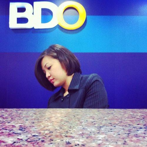 Strangeroftheday Bancodeoro Bdo Teller