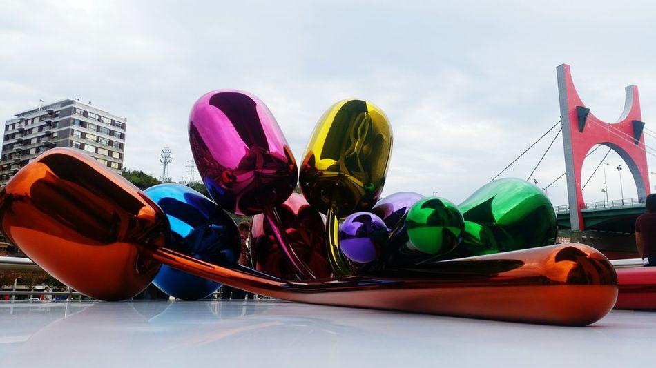 Guggenheimbilbao Jeff Koons