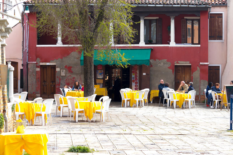 Coffee time MR7 Murano Architecture Building Building Exterior Built Structure Canon Chair City Clothing Day Eos77D Footpath Group Of People Men Outdoors People Plant Real People Seat Street Tree Women Yellow