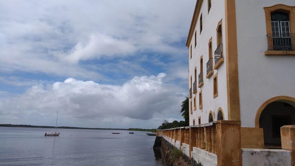 Paço municipal, Jaguaripe, Bahia, Brasil Brazil. City Hall of Jaguaripe, Bahia, Brazil. Bahia de Todos os Santos South America.
