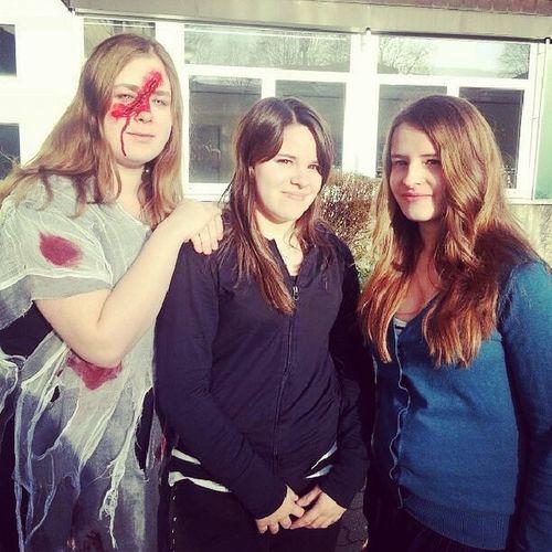 Gestern Karneval In Der SchulebesteFreundinnenhihiinstadqilyinstafun