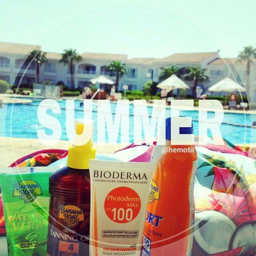 Fun Summer Sharm El-Sheikh Tanning