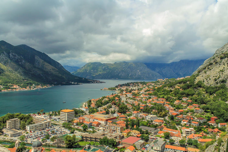 Kotor Bay with