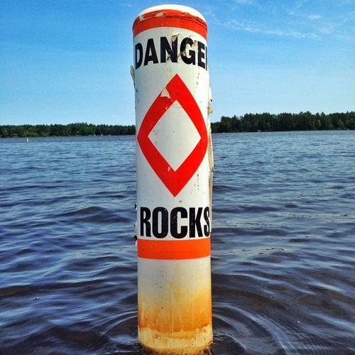 "Saw this buoy paddling around Lake George in a Kayak, and thought "" Danger ROCKS👏🏼👌🏼"" before I thought "" ohh, DANGER: theres rocks😯😯-------------------------------------------------Summer2k15 Vacation Lakegeorge Lake Instagood Instagram Gopro Goprooftheday Goprohero3 Danger Dangerrocks Boat Kayak Paddling"