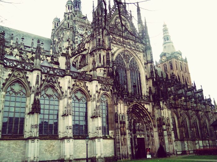 StJan Kathedrale Gothic Denbosch