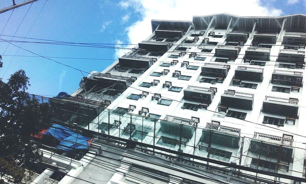 Unfinished ☺ Enjoying Life Building And Sky EyeEm