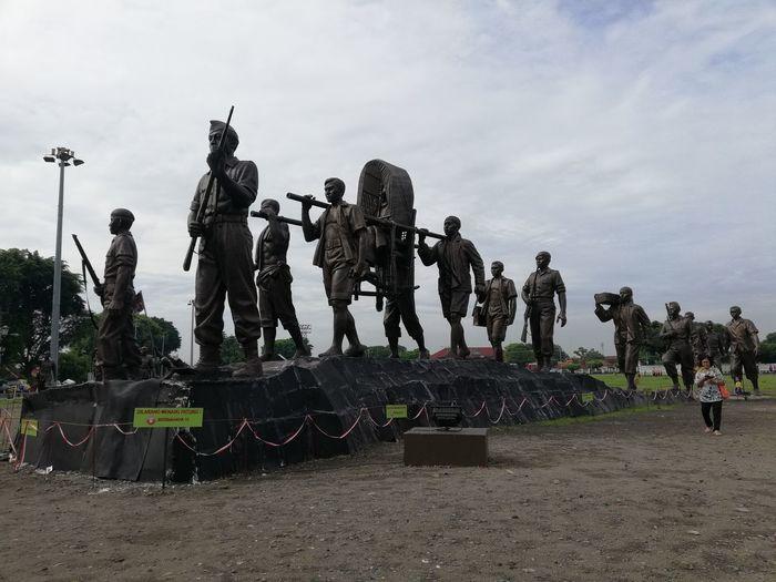 Patung Jendral Sudirman Heroes History Museum  Indonesia_photography Yogyakarta, Indonesia Monument Jogja Pahlawan Nasional Pahlawan Sejarahindonesia