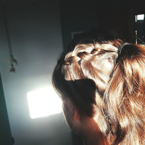 First Eyeem Photo Love Hair Hairstyle Darkblonde Stylish Ootd Festival Season