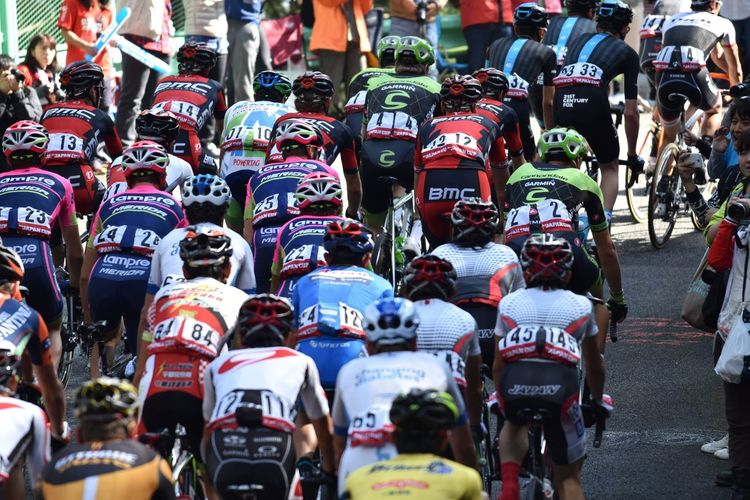 Bicycle Roadbike Professional Sport Sports Roadrace Japancup2015 Speed First Eyeem Photo Sport In The City