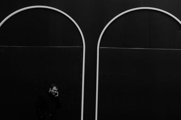 Smart Simplicity Istanbul Black & White