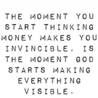 StayHumble MoneyAintEverything