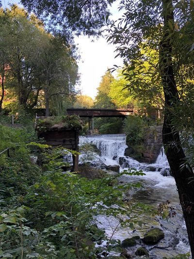 Akerselva Nature River Outdoors