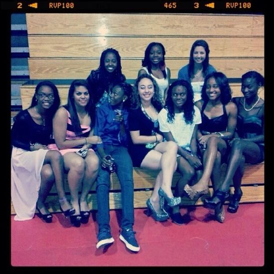 My Team Is Full Of Bad Bitches (; #Basketball