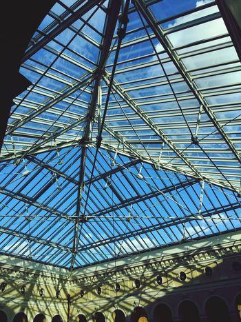 Open Sky School Abendschule Procrastinating Architectural Detail